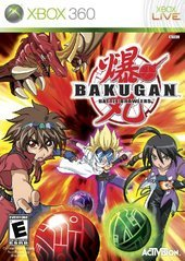 Bakugan - Battle Brawlers (Xbox 360)