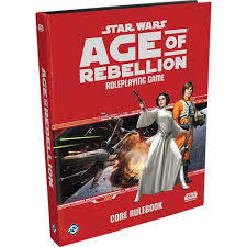 Star Wars Age of Rebellion: Core Rulebook (In Store Sales Only)