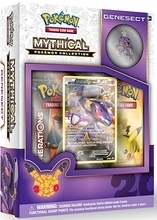Mythical Pokemon Collection - Genesect
