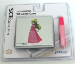 3D Game Case - Peach