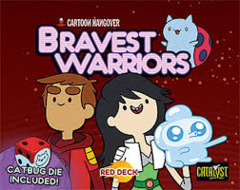 Encounters: Bravest Warriors (Red Deck)