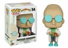 #54 - Professor Farnsworth (Futurama)