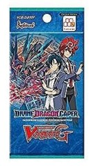 G Booster Set 9: Divine Dragon Caper - Booster Pack