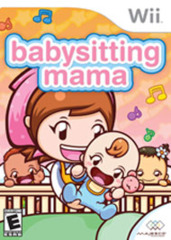 Babysitting Mama (Nintendo Wii)