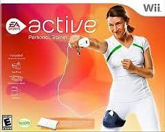 EA Sports Active Personal Trainer Bundle