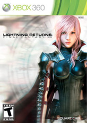 Final Fantasy XIII - Lightning Returns (Xbox 360)