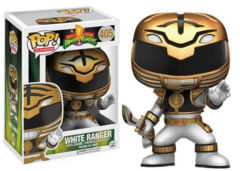 #405 - White Ranger (Power Rangers)