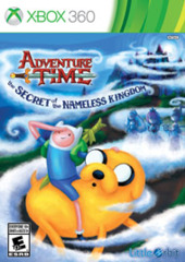 Adventure Time - Secret of the Nameless Kingdom (Xbox 360)