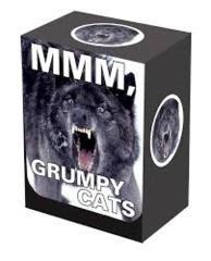 MMM - Grumpy Cats - Deck Box (Legion)