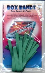 Box Bands 4-way (Rubber Bands)