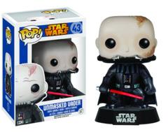#43 - Unmasked Vader