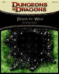 Dungeons and Dragons RPG - Ruins of War (Dungeon Tiles)