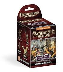 Pathfinder Battles Wrath of the Righteous Prepainted Plastic Figures