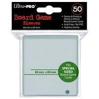 Ultra Pro Board Game Sleeves 69 x 69 mm