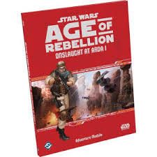 Star Wars Age of Rebellion: Onslaught at Arda I (In Store Sales Only)