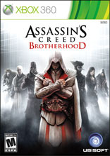 Assassin's Creed - Brotherhood (Xbox 360)
