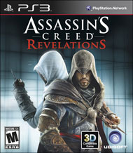 Assassin's Creed - Revelations (Playstation 3)