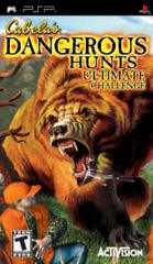 Cabela's Dangerous Hunts: Ultimate Challenge
