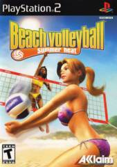 Beach Volleyball - Summer Heat (Playstation 2)