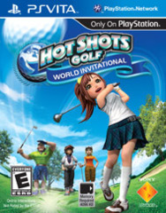 Hotshots Golf World Invitational
