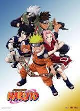 Naruto Wall Scroll