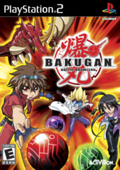 Bakugan - Battle Brawlers (Playstation 2)