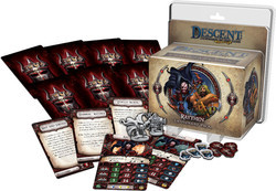 Descent: Journeys in the Dark (2nd Ed) - Raythen Lieutenant Pack (In Store Sales Only)
