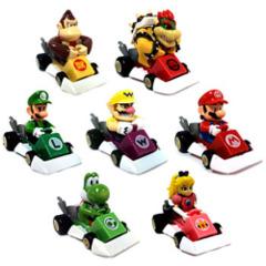 TOMY Gacha Ball - Mario Kart DS