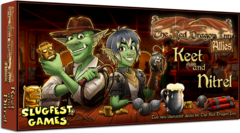 Red Dragon Inn: Allies - Keet & Nitrel Expansion