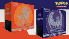 Pokemon Sun and Moon Elite Trainer Box - Sun