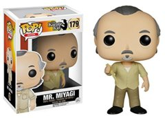 #179 - Mr. Miyagi (The Karate Kid)
