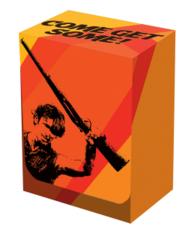 Come Get Some - Deck Box (Legion)