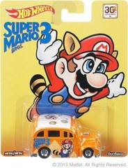 Super Mario Bros. 3 - School Busted (Hot Wheels) - 30th Anniversary