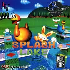 Splash Lake (Super CD)