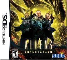 Aliens Infestation