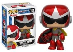 #104 - Proto Man (Megaman)