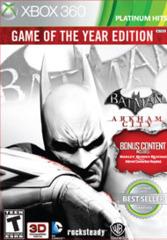 Batman - Arkham City (Xbox 360) - GotY