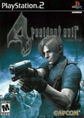 Resident Evil 4 - PE - SteelBook (Playstation 2)