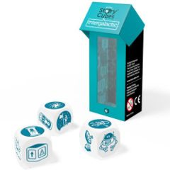 Rorys Story Cubes: Intergalactic