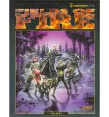 Shadowrun Sourcebook: Fields of Fire