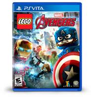 Lego Avengers (Vita)
