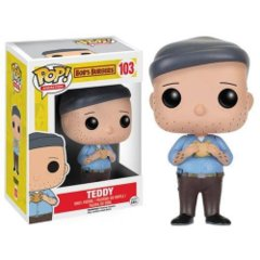 #103 - Teddy (Bobs's Burgers)