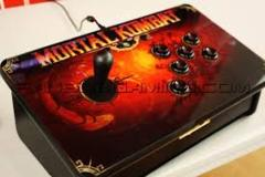 Mortal Kombat Tournament Edition Arcade Stick (Xbox 360)
