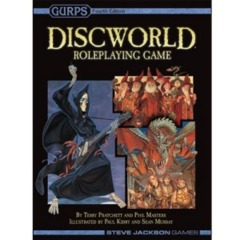 Gurps 4th Edition Discworld Roleplaying Game