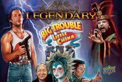 Legendary Encounters - Big Trouble In Little China (Deck Building Game)