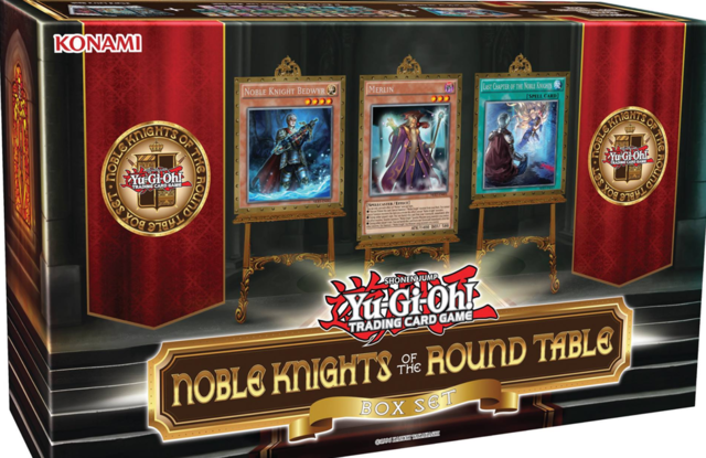 Noble knights of the round tabel