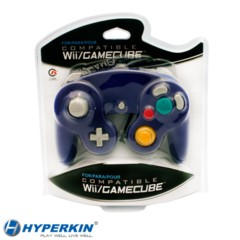 Cirka Purple Wii/Gamecube Controller - Wired