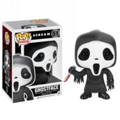 #51 - Ghost Face (Scream)