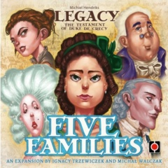 Five Families Legacy