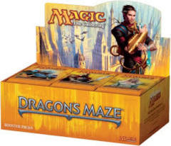 Dragon's Maze - Booster Box